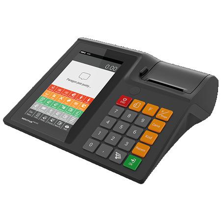 Novitus Next - kasa fiskalna z wbudowanym tabletem