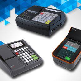 Kasy fiskalne od Elzab - Mini Online, K10 Online i Jota Online